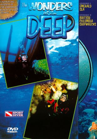 Wonders of the Deep: Emerald Sea & British Columbia Shipwrecks
