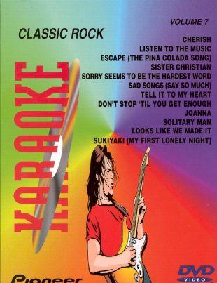 Karaoke: Classic Rock, Vol. 7