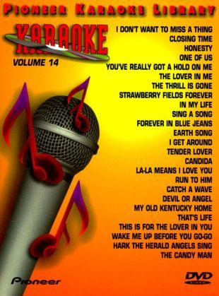 Pioneer Karaoke Library, Vol. 14