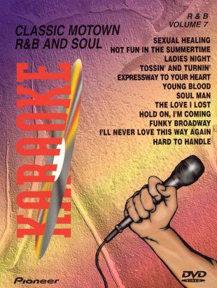Karaoke: R & B, Vol. 7 - Classic Motown R&B and Soul