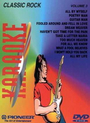 Karaoke: Classic Rock, Vol. 3