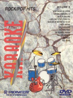 Karaoke: Rock/Pop Hits, Vol. 9