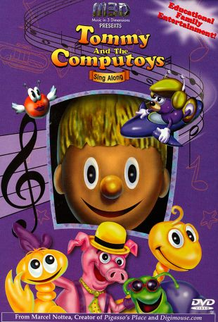 Tommy and the Computoys: Sing Along