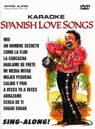 Karaoke: Spanish Love Songs