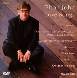 Elton John: Love Songs