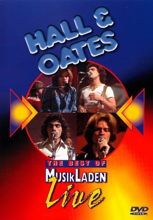 The Best of Musikladen Live: Hall & Oates