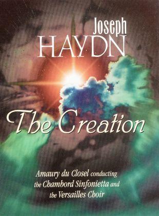 Joseph Haydn: The Creation (Chambord Sinfonietta)