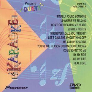 Karaoke: Favorite Duets, Vol. 1
