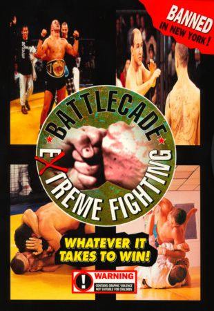 Battlecade: Extreme Fighting