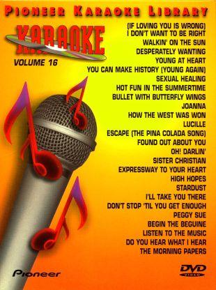 Pioneer Karaoke Library, Vol. 16