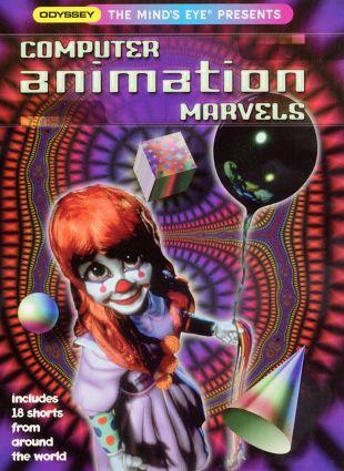 Odyssey: The Mind's Eye Presents Computer Animation Marvels