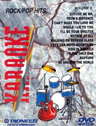 Karaoke: Rock/Pop Hits, Vol. 5 - Rock/Pop Women