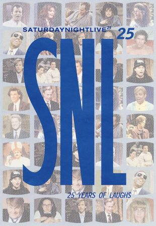 Saturday Night Live: 25 Years of Laughs