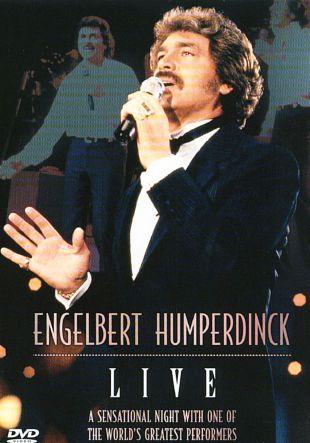 Engelbert Humperdinck at the Hippodrome