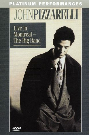 John Pizzarelli: Live in Montreal - The Big Band