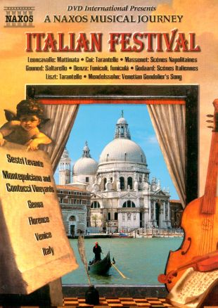 A Naxos Musical Journey: Italian Festival