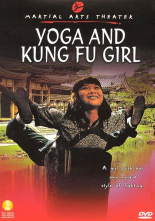 Yoga and the Kung Fu Girl