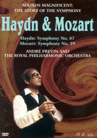 Sounds Magnificent: The Story of the Symphony - Haydn & Mozart