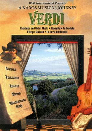 A Naxos Musical Journey: Verdi - Overtures and Ballet Music