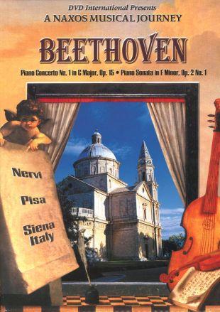 A Naxos Musical Journey: Beethoven - Piano Concerto in C Major/Piano Sonata in F Minor