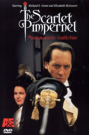 Scarlet Pimpernel Meets Mademoiselle Guillotine