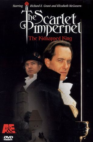 The Scarlet Pimpernel and the Kidnapped King
