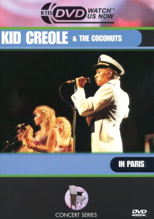 Kid Creole & the Coconuts: In Paris