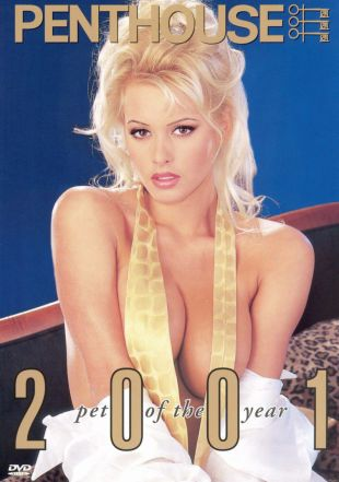 Penthouse: Pet of the Year 2001 Winner