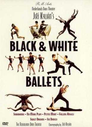 Jiri Kylian Black & White ballets