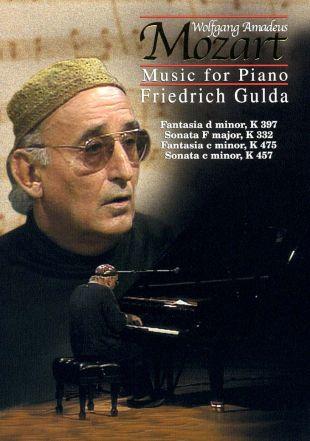 Friedrich Gulda: Wolfgang Amadeus Mozart - Music for Piano