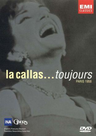 Maria Callas: Toujours Paris 1958
