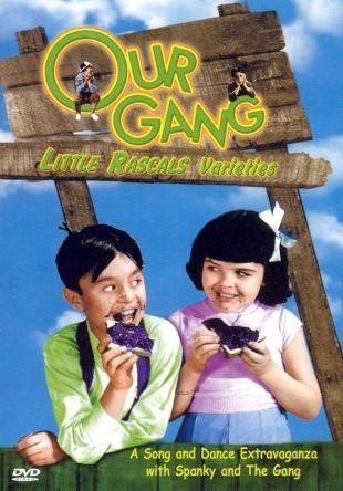 Our Gang: Little Rascals Varieties