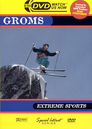 Gromes: Extreme Skiing and Snowboarding