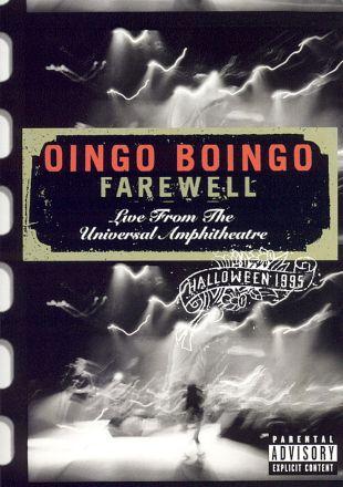 Oingo Boingo: Farewell