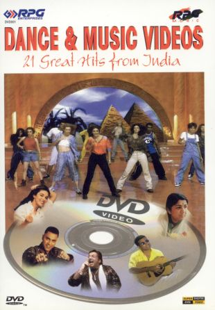 Dance & Music Videos: 21 Great Hits From India