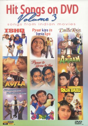 Hit Songs on DVD, Vol. 3: Songs From Indian Movies