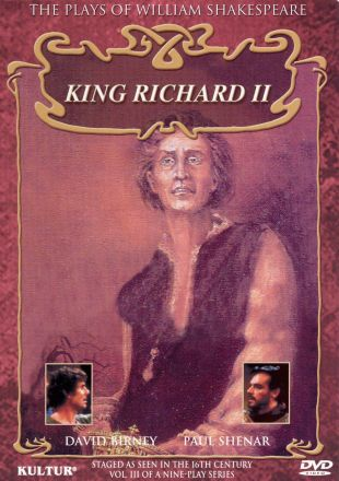 The Tragedy of King Richard II