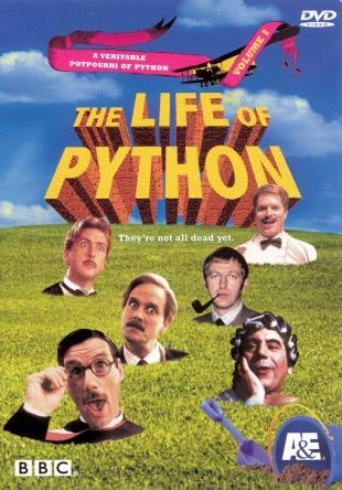 It's... the Monty Python Story