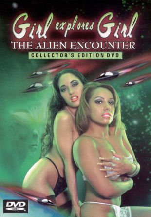 Girl Explores Girl: The Alien Encounter
