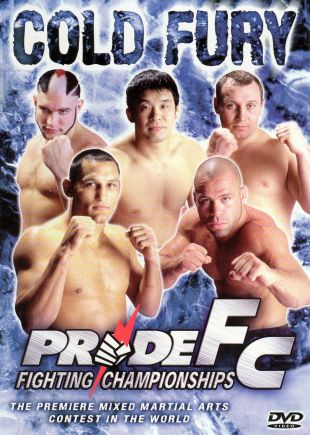 Pride Fighting Championships: Pride 12 - Cold Fury