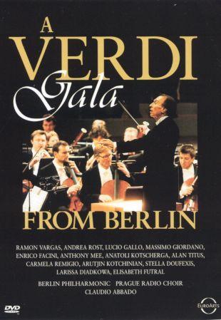 A Verdi Gala From Berlin