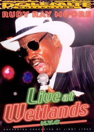 Rudy Ray Moore: Live at Wetlands