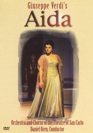 Aida (Theatre of San Carlo)