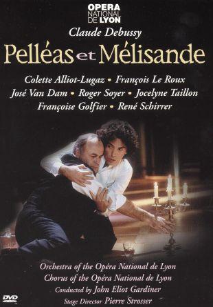 Pelléas et Mélisande (Opera National de Lyon)