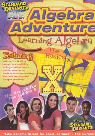 The Standard Deviants: Algebra Adventure - Learning Algebra
