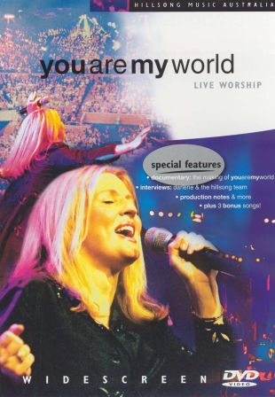 You Are My World: Live Worship