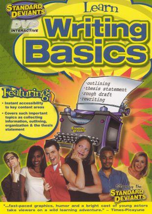 The Standard Deviants: Writing Basics