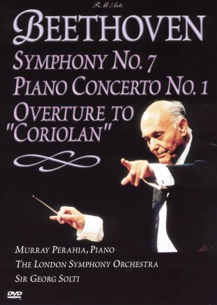 Beethoven: Symphony No. 7 and Piano Concerto No.1