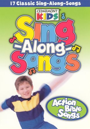 Cedarmont Kids: Action Bible Songs