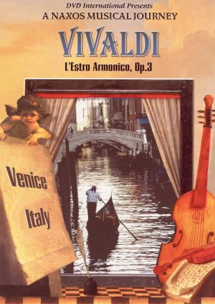 A Naxos Musical Journey: Vivaldi - L'Estro Armenico, Op. 3